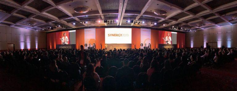 B.Hub realizou o evento SYNERGY 2019 para a Thomson Reuters no WTC.